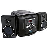 RCA RCA RS22162S 5-Disc CD Audio System / Radio Refurbished - TVs & Electronics - Home Theater & Audio - Bookshelf systems