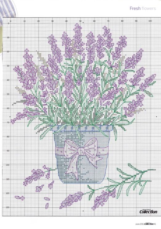 Gallery.ru / Фото #32 - Cross Stitch Collection 197 июнь 2011 - tymannost