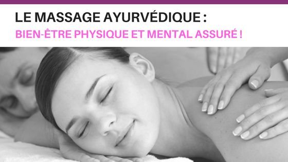 Envie d'un bon massage relaxant et drainant ?Aujourd'hui, nous vous présentons le massage ayurvédique, un soin qui vise à rétablir l'équilibre psychique et physique et qui favorise l'élimination des toxines accumulées dans le corps. ► Plus de détails ICI ! ▼
