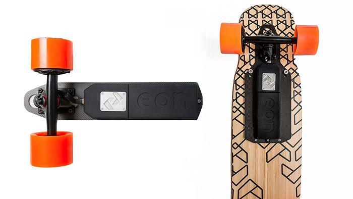 Unlimited vytvořili malý elektrický pohon Eon pro skateboardy