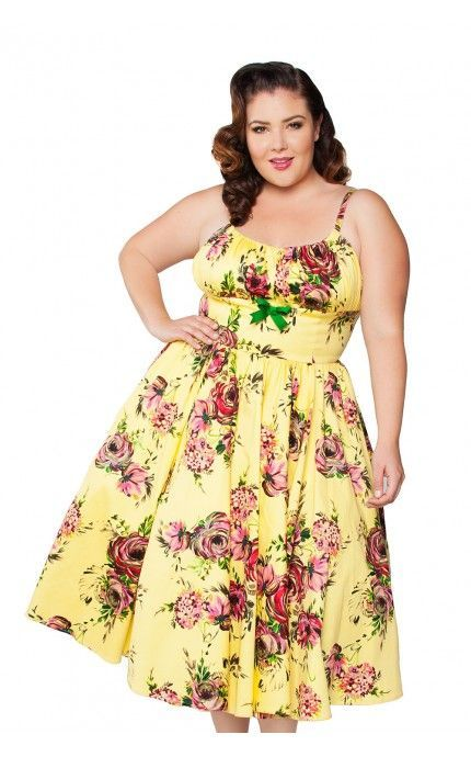 1000  ideas about Plus Size Vintage Clothing on Pinterest | Big ...