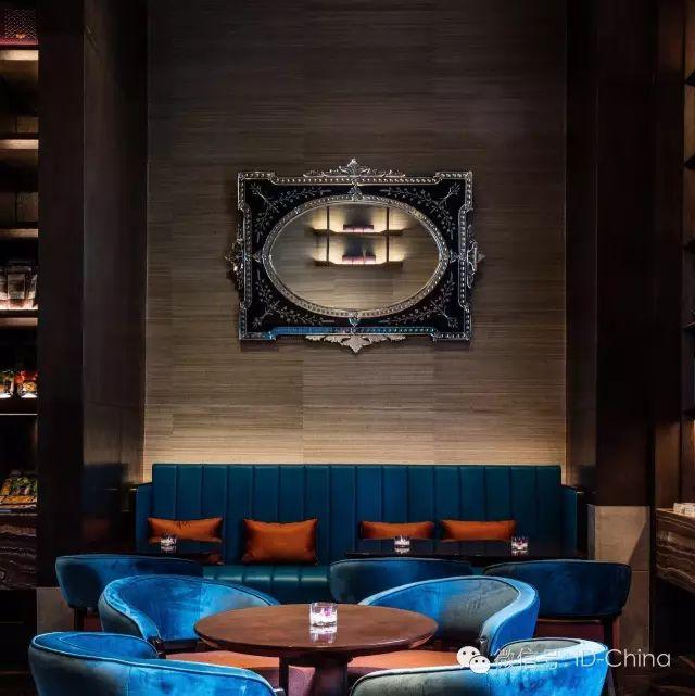 Conrad Pune. Restaurant DesignRestaurant BarAb  ConceptLoungeInterior DesignInterior LightingCafe ...