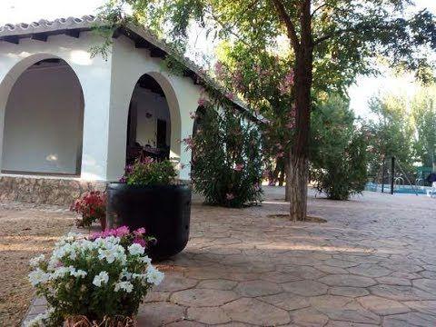 Casa rural El Caballero Andante, Toledo. Casa para grupos. Fotoalquiler-...