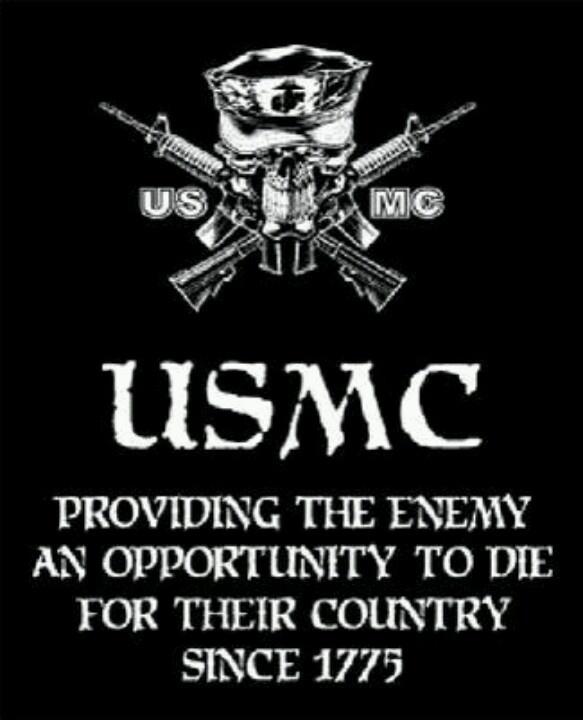 Happy Birthday Marine Corps Quotes. QuotesGram