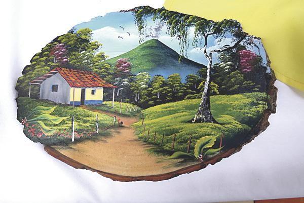 La belleza de los jardines y de las casas de tejas brindan - Paisajes de jardines ...