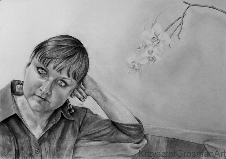 Weronika - smutna