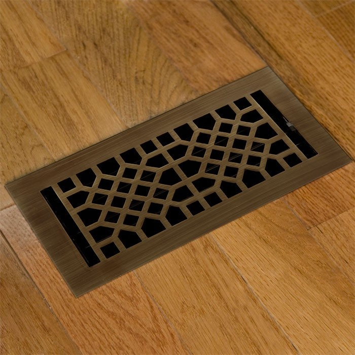 Cool heat vents covers glass tile pinterest vent covers for Pare vent interieur decoration