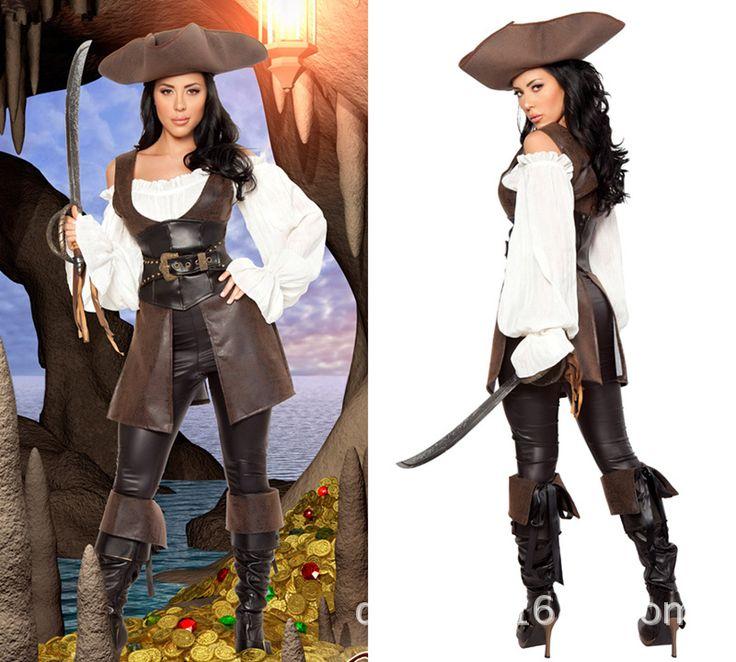 Goedkope 2016 Hoge kwaliteit Halloween Kostuum Nieuwe Sexy Vrouwelijke Piraat Kostuums Anime Kostuum Piraat van de Caribbean Doek Vrouwen Fancy Dress, koop Kwaliteit   rechtstreeks van Leveranciers van China: 2016 Hoge kwaliteit Halloween Kostuum Nieuwe Sexy Vrouwelijke Piraat Kostuums Anime Kostuum Piraat van de Caribbean Doek Vrouwen Fancy Dress