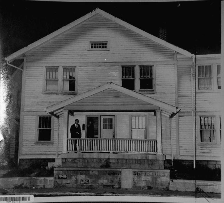 The house of horrors at 3850 East New York St. in Indianapolis where Sylvia Likens spent her short life being tortured by Gertrude Baniszewski and her teen band of sickos.