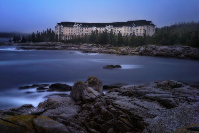 Skaters take over abandoned Nova Scotia hotel, transform it into something amazing