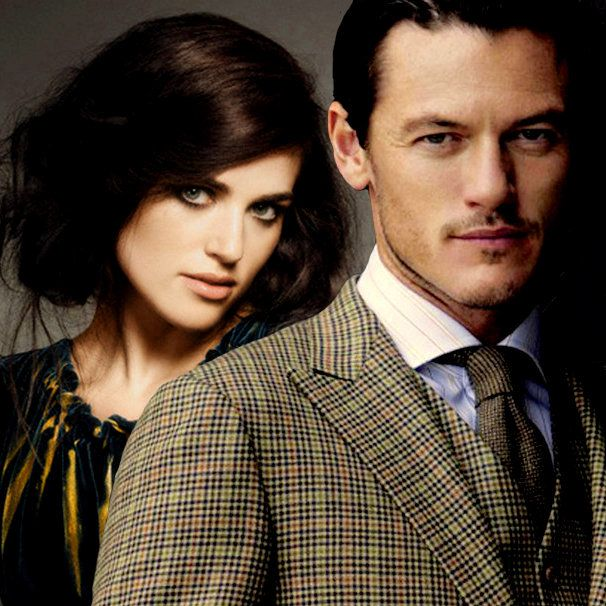 Babypire cast - Luke Evans & Katie McGrath