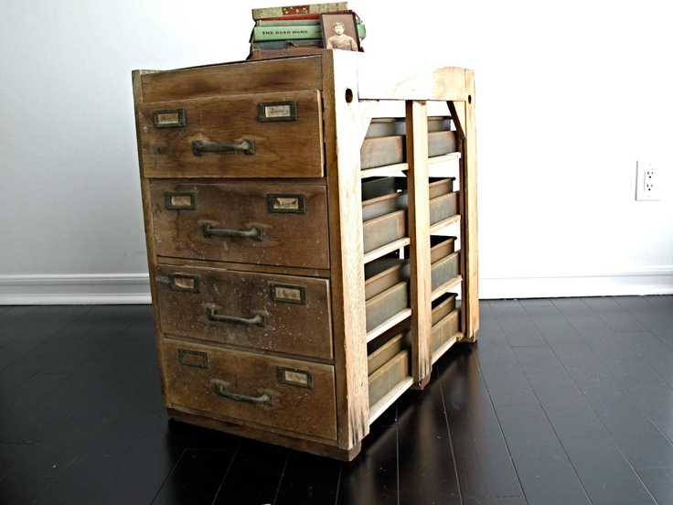 129 best Vintage Storage images on Pinterest | Vintage storage ...