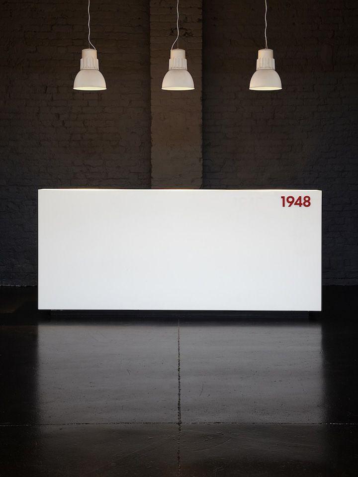 Nike 1948, London  store design