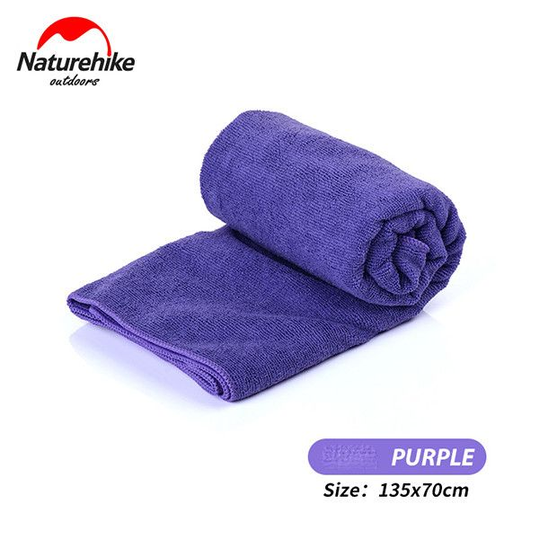 Naturehike Travel Antibacterial Quick Dry Towel Gym Swimming Ultra Absorbent Beach Bath Soft Shower Towels 70*135cm 290g