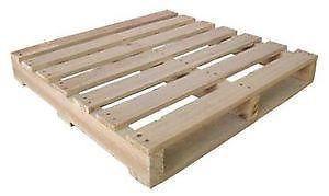 $4 Wood pallets (used skid) for sale (48x40) Mississauga / Peel Region Toronto (GTA) image 1
