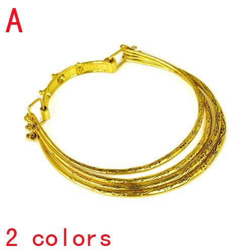 Aliexpress.com : Buy vintage metal layered choker statement necklace,gold/silver 2 colors available, NL 1808 from Reliable handmade necklace suppliers on Well Done Fashion Jewelry Co.,Ltd. $7.96