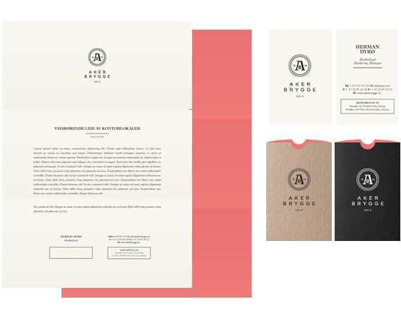 Aker Brygge: Graphic Design, Logos, Brand Identity, Brygge Identity, Graphicdesign, Identity Design, Branding Identity, Akerbrygge2 Png 580 462