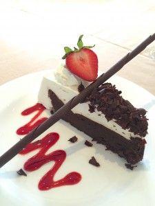 Jekyll  Island Club Hotel Chocolate Decadence Dessert