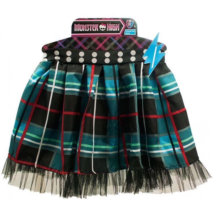 Frankie Stein Skirt from Funstra Toys