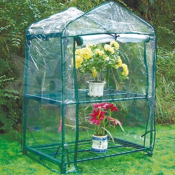 Мини-теплица парник JXX-10012 идеально подходит для выращивания рассады, цветов благодаря созданию специального микроклимата. Компактные размеры позволяют разместить телицу в условиях ограниченного городского пространства, на балконе.
