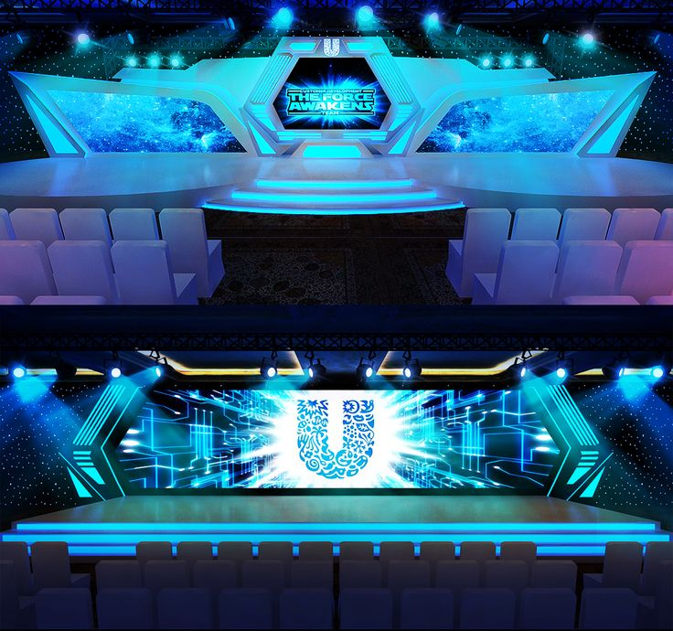 Exhibition Booth Examples : Unilever stage on behance posm pinterest