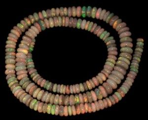 Opal Bead Strands on http://www.opalessence.net.au