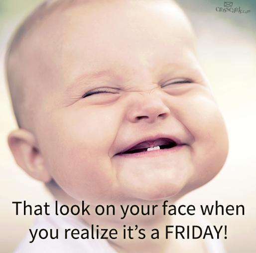 It's Friday! Friday Funday!