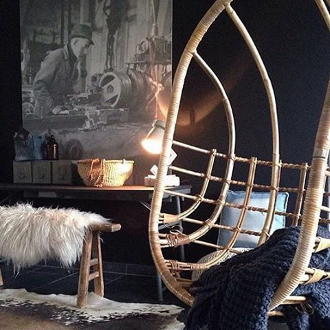 78 images about hanging chairs hammocks on pinterest for Outdoor furniture yangon