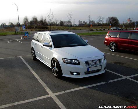 Garaget | Volvo V50 T5 R-design (2008)
