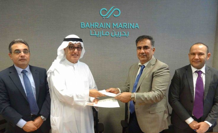 "Bahrain Marina Development Company, a wholly-owned subsidiary of the Social Insurance Organization (SIO), has awarded Al Hassanain Contracting Company the contract to execute and complete the marine works for the ""Bahrain Marina"" project."