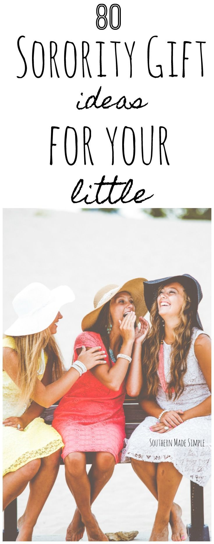 Looking for fun and creative gift ideas to spoil your sweet little with? I've got 80 different ideas that will make your big/little reveal the best ever!