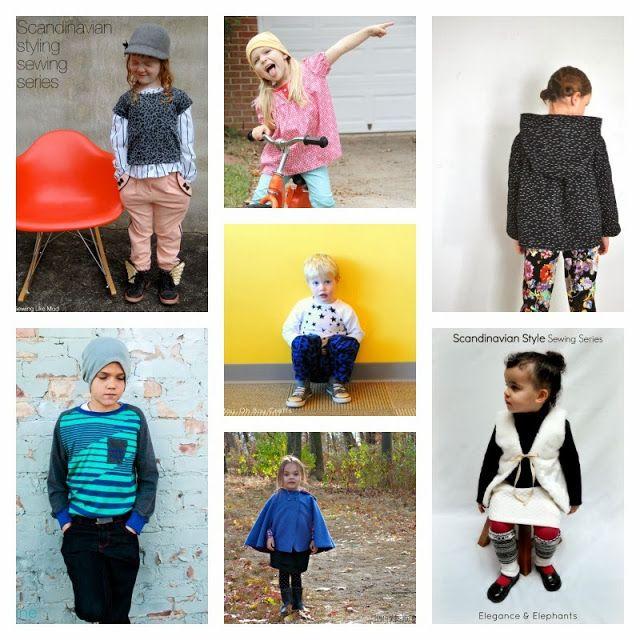 Boy, Oh Boy, Oh Boy!: Scandinavian Style Sewing Series Wrap-up