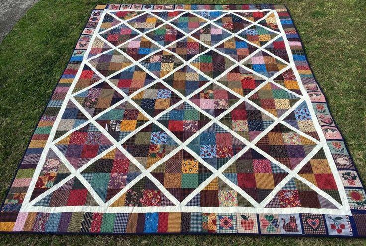 4-patch lattices, a Jenny Doan tutorial