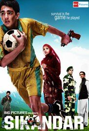 After his parents are killed by Jihaadis, Sikandar Raza, goes to live with his Kupwara-based paternal uncle, Arshad, and aunt, Rukshana, a region where people live in fear from both Jihaadis and the Indian Army. He studies and plays football in the nearby school where he is often bullied by three male students. One day while returning home, he finds a gun, and decides to keep it to protect himself from school bullies. A few days later, he promises his aunt that he will get her a washing…