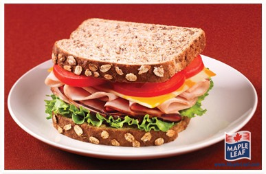 Canadian Club Sandwich from www.MapleLeaf.com
