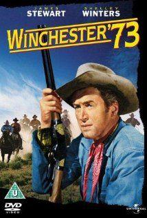 Winchester'73. Es posible que el Western sea un género demasiado explotado, pero eso no quita que tenga un buen puñado de grandísimas películas.