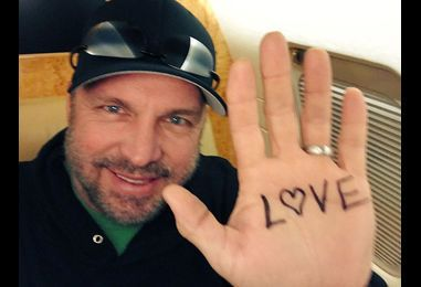 Garth Brooks Has Another 'We Shall Be Free' Video