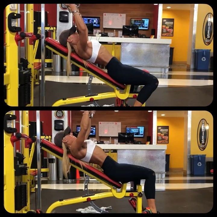 Tara Zito On Instagram A Superset From Yesterday S Back