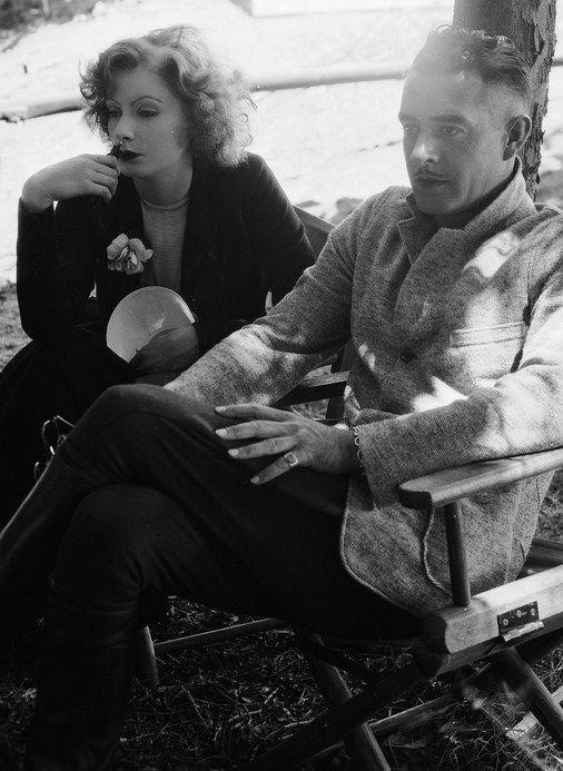 Greta Garbo and John Gilbert, Love, 1927