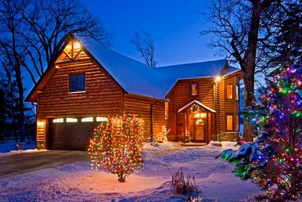 Christmas Mountain In Wisconsin