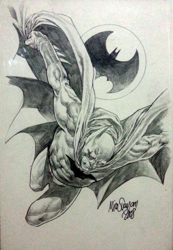 Batman by Mico Suayan