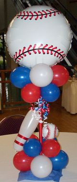 Air Filled Balloon Designs ~ Tulsa, OK