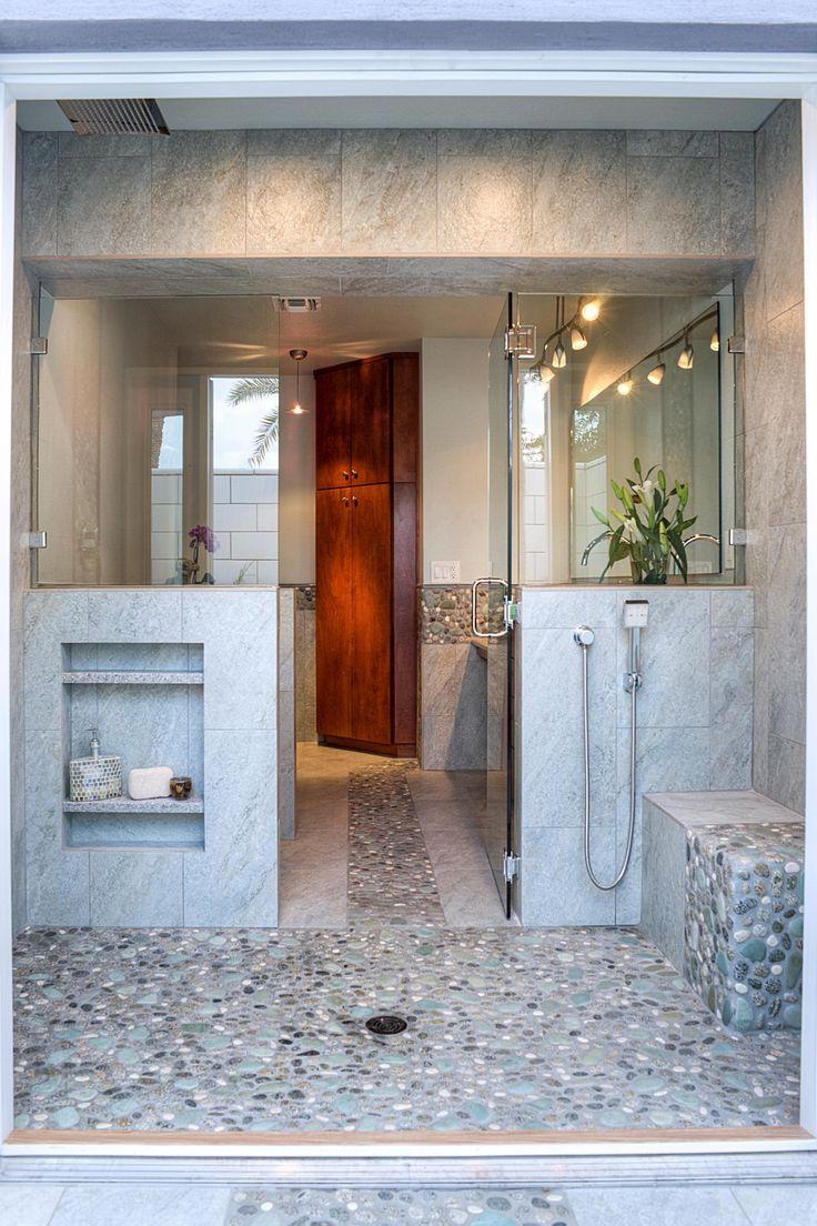 2015 NKBA People's Pick: Best Bathroom   Bathroom Ideas & Design with Vanities, Tile, Cabinets, Sinks   HGTV