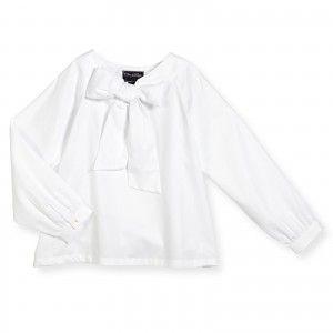 OSCAR DE LA RENTA Bluzka z kokardą (DOSTĘPNE WKRÓTCE)