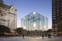 Apple Store, Fifth Avenue on Architizer