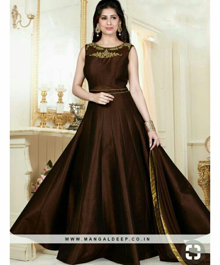 acee4affb Ball Gowns · Pakistani · Floor Length Anarkali, Punjabi Fashion, Anarkali  Suits, Indian Dresses, Evening Gowns,