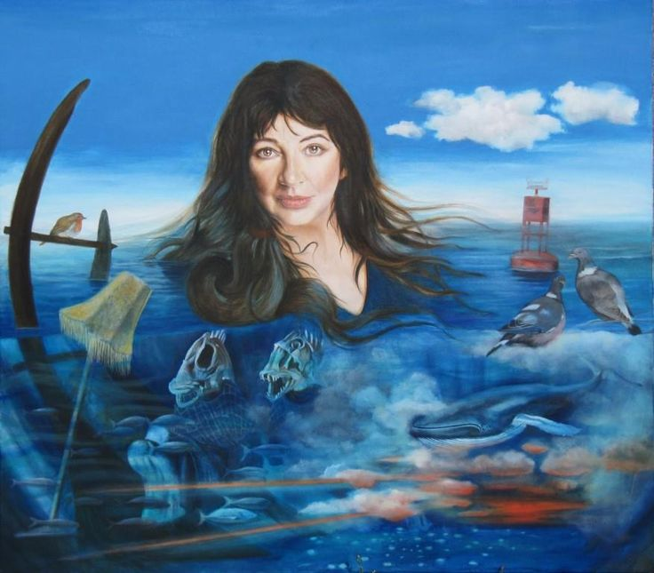 Kate Bush. Before the Dawn. 2015