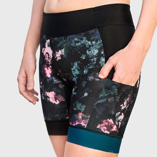 Brava tri shorts are made with premium Italian fabrics that are 20% lighter and thinner than comparable fabrics while maintaining excellent coverage...