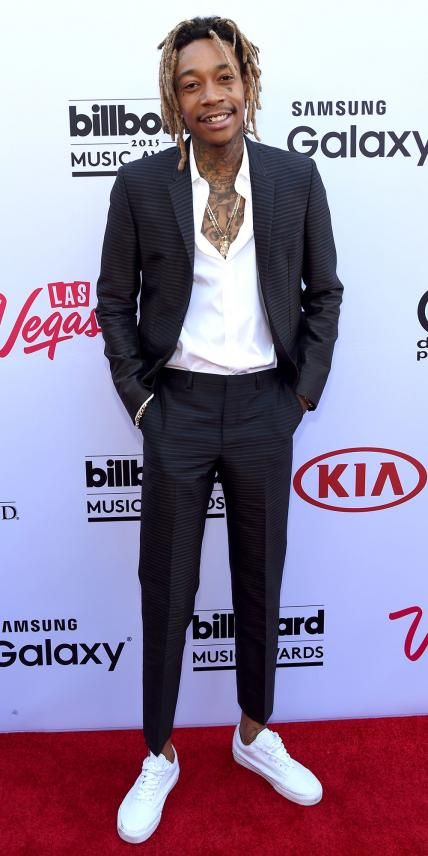 Wiz Khalifa  Hottest Looks from the 2015 Billboard Music Awards - Wiz Khalifa from #InStyle