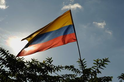 Colombia :)